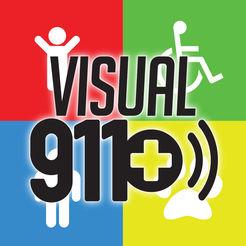 Visual 911 App